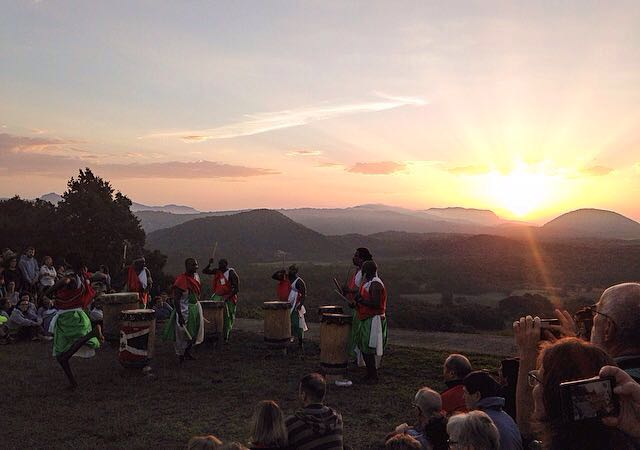 Tambors de Burundi